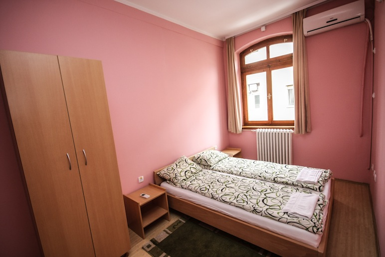 Hostel Terasa, Novi Sad, Serbia, Private room 1